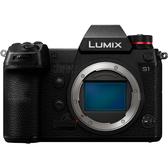 送原廠包+原廠閃光燈 24期零利率 Panasonic LUMIX S1 單機身 (公司貨)