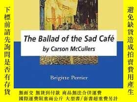 二手書博民逛書店The罕見Ballad Of The Sad Cafe By Carson MccullerY364682 P