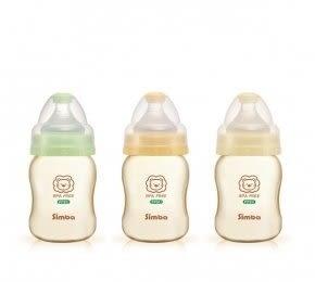 專品藥局 小獅王Simba PPSU寬口葫蘆小奶瓶 200ml (S6186) (實體店面簽約店) 【2006387】