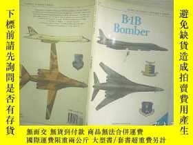 二手書博民逛書店COMBAT罕見AIRCRAFT SERIES B-1B BOM