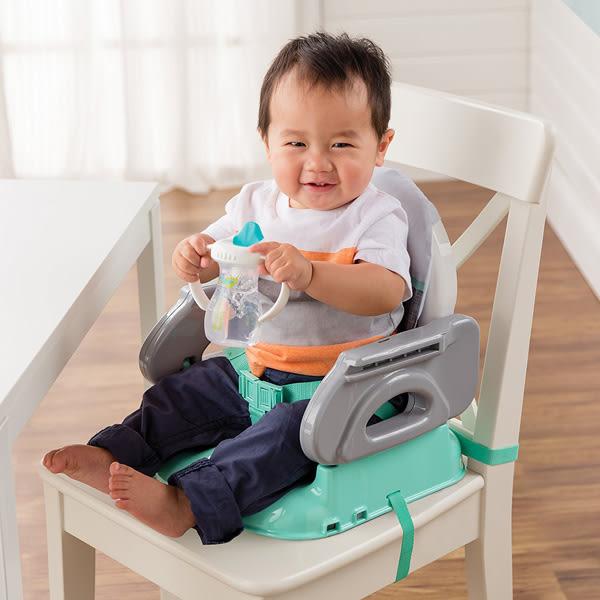 Summer 可攜式活動餐椅Deluxe Comfort Folding Booster Seat 粉綠㊣台灣總代理公司貨