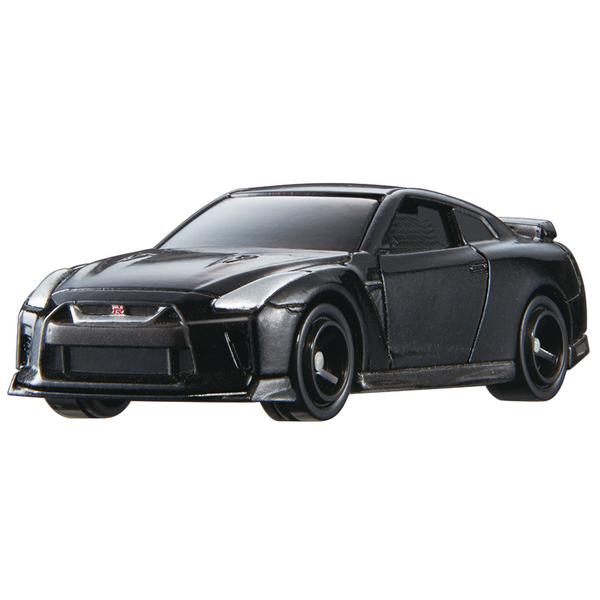 TOMICA 4D 02 日產 GT-R Black