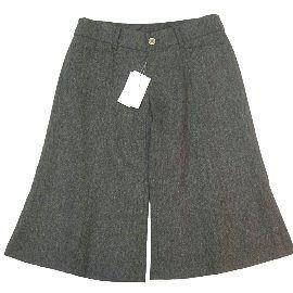 【波克貓哈日網】日本製毛呢褲裙◇Abeam Club◇《黑灰色》