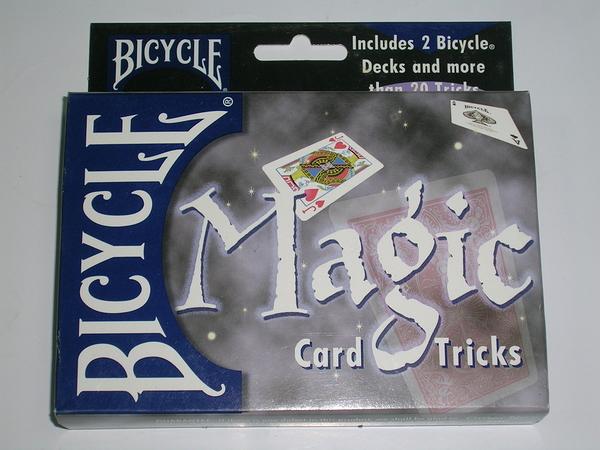 786 CARD TRICK MAGIC橋牌 含書
