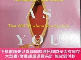 二手書博民逛書店(英文)come罕見as you are---The Surprising New Science that Wi