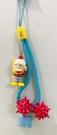 【震撼精品百貨】Curious George _好奇的喬治猴 ~日本喬治猴 手機吊飾/鑰匙圈-刺球#02318