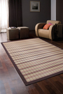 范登伯格 風禪 天然細竹編織兩用地毯 地墊 床墊-深淺兩色160x230cm