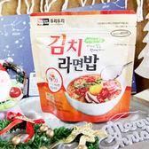 獨賣!! 韓國!! DOORI DOORI泡飯+泡麵~ 泡飯麵-韓式泡菜口味E39
