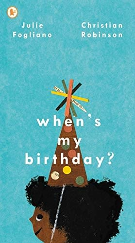 【麥克書店】WHEN'S MY BIRTHDAY /英文繪本《主題:日期/基礎認知. 想像.期待》