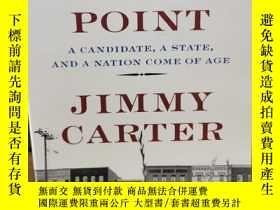 二手書博民逛書店吉米·卡特總統罕見Turning Point : A Candi