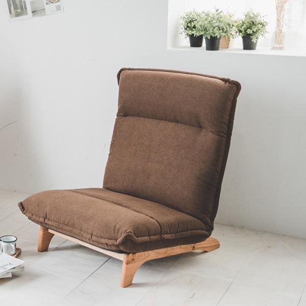北歐 和室椅 椅墊 沙發【M0053】格納無段單人沙發(兩色) 完美主義