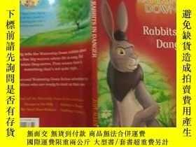 二手書博民逛書店Rabbits罕見in Danger:危險的兔子Y200392