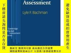 二手書博民逛書店Statistical罕見Analyses For Language AssessmentY256260 Ba
