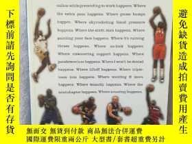 二手書博民逛書店OFFICIAL罕見NBA REGISTER【2008-2009