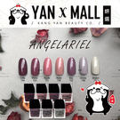 ANGELARIEL angel's share 乾燥花系列 Fall Burgundy ❤ 妍選