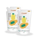 康貝 Combi 黃金雙酵奶瓶蔬果洗潔液補充包促銷組(補充包800mlx2)[衛立兒生活館]