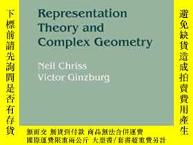 二手書博民逛書店Representation罕見Theory And Complex Geometry-表象理論與復幾何Y43