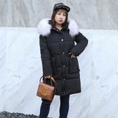 中大尺碼~毛領帽兩側大大口袋大衣外套(XL~4XL)
