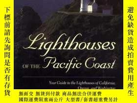 二手書博民逛書店Lighthouses罕見of the Pacific Coas