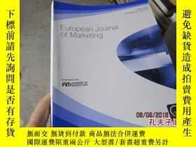 二手書博民逛書店european罕見journal of marketing 2
