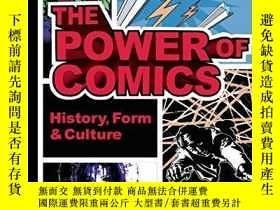 二手書博民逛書店The罕見Power Of ComicsY256260 Randy Duncan Continuum 出版2