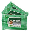 依必朗 抗菌 超柔潔膚濕紙巾 綠茶清新-10抽*3入