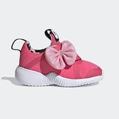 ADIDAS FORTARUN X MINNIE I [G27186] 小童鞋 運動 慢跑 透氣 米妮 愛迪達 粉白