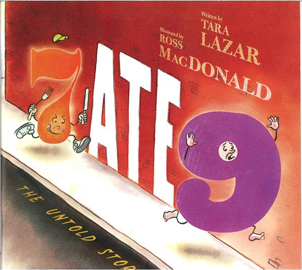 【麥克書店】7 ATE 9/ 平裝繪本《主題: 幽默 Humor》