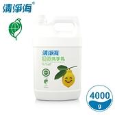 清淨海 環保洗手乳(檸檬飄香)4000g