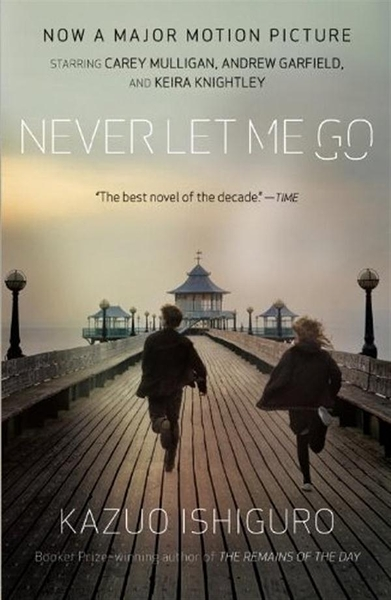 (二手書)Never Let Me Go (Movie Tie-In Edition)