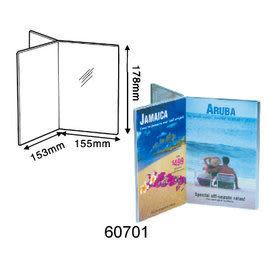 【迪多 deflect-o 標示架】60701 六面型標示架/展示架/目錄架/型錄架
