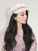 假髮帽子假髮女長髮網紅帽子一體可拆卸冬天小香風長卷髮大波浪自然全頭套 韓國時尚週