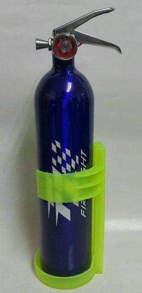 車用滅火器 MOTORSPORT消火瓶 水基型輕水泡沫 鋁合金瓶  油類專用