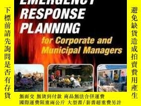二手書博民逛書店Emergency罕見Response Planning For Corporate And Municipal