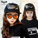 韓國GRECHEL蝙蝠俠面具棒球帽【K508105】