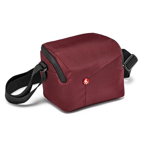 【聖影數位】曼富圖 MB NX-SB-IBX 酒紅 Manfrotto NX 開拓者系列微單眼肩背包Shoulder Bag CSC
