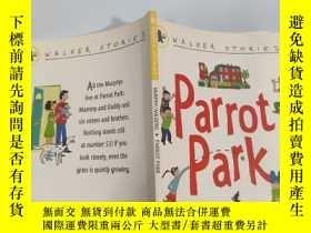 二手書博民逛書店parrot罕見park 鸚鵡公園Y200392