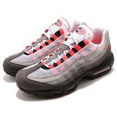 Nike Air Max 95 OG Solar Red 原版配色 紅 黑 復古慢跑鞋 氣墊 休閒鞋 男鞋 運動鞋【PUMP306】 AT2865-100