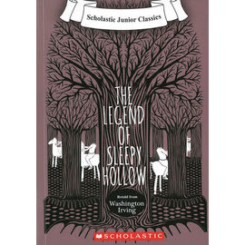 【麥克書店】THE LEGEND OF SLEEPY HOLLOW(斷頭谷) 書+CD