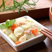 【日燦】美味鮮食~鮪魚貝殼麵沙拉★500g/包