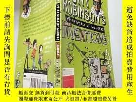 二手書博民逛書店Tony罕見Robinson s Weird World Wonders 托尼·羅賓遜的怪異世界奇 跡Y2