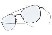 OLIVER PEOPLES 太陽眼鏡 KRESS 5289 (槍-藍鏡片) 清新飛官款 墨鏡 # 金橘眼鏡