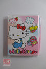 Hello Kitty 凱蒂貓 四折便利貼 粉白色 KRT-963398