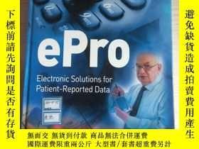 二手書博民逛書店Epro:罕見Electronic Solutions for(