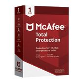 McAfee 邁克菲 2019 1人1年 個人標準版 防毒軟體