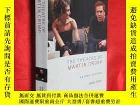 二手書博民逛書店The罕見Theatre of Martin Crimp: Se