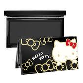 Hello Kitty 奢華黑金彩盒-8色眼影收納盒