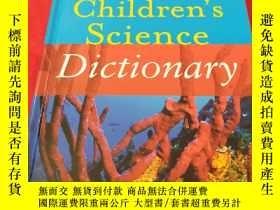 二手書博民逛書店Children s罕見Science Dictionary【精