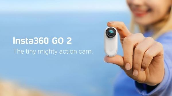 Insta360 GO 2 (公司貨) 拇指機 隨身 小巧玲瓏 GO2 GO II 請先洽詢 高雄晶豪泰 預購