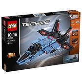 LEGO樂高 Technic 系列 空中競技噴射機_LG42066